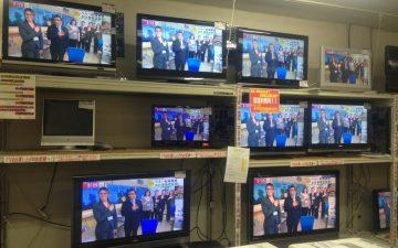 液晶テレビ高価買取中