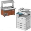 店舗・事務用品 (OA機器・オフィス用品・・店舗備品・業務用厨房機器)