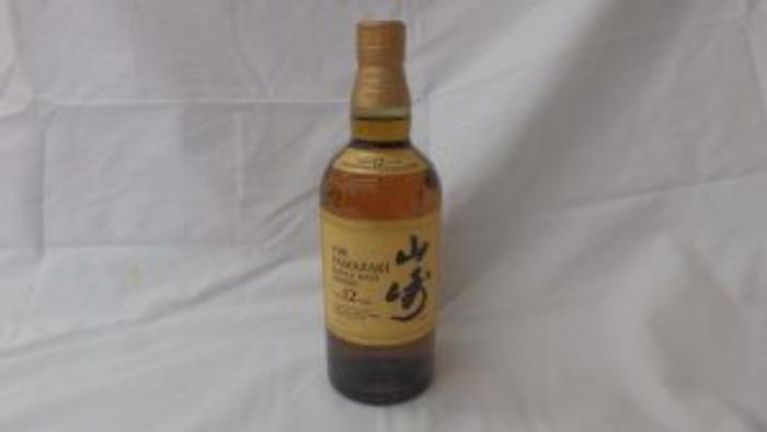 シングルモルトウイスキー 山崎12年