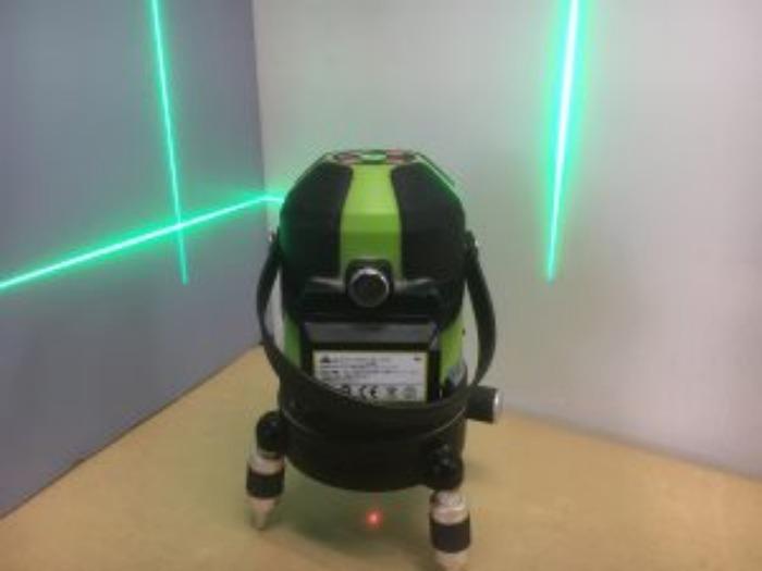 マイト工業 グリーンラインレーザー墨出し器