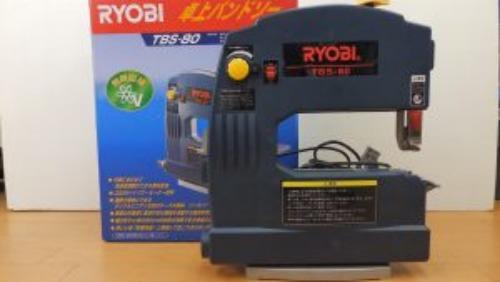 卓上ハンドソー(RYOBI TBS-80)
