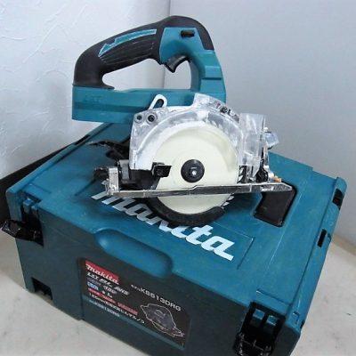 マキタ 125mm 18V充電式防じん丸ノコ (無線連動対応) KS513D