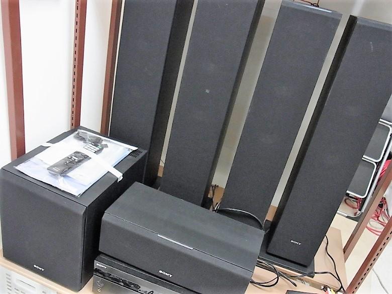SONY/ソニー 5.1chサラウンドシステム