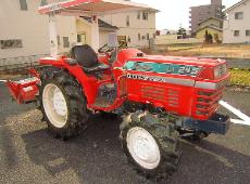 クボタトラクターL1-245