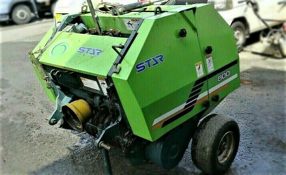 スターSTARロールベーラー MRB0850