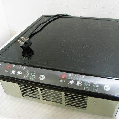 三化工業製 IHクッキングヒーター SIH-C224A 200V