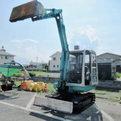 岐阜県郡上市 バックホー PC30-7  農機具
